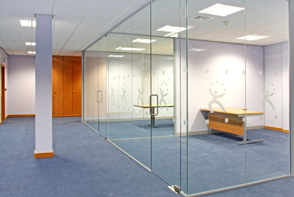kellogg office refurbishment