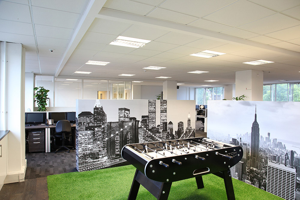 Valour Office Fit Out